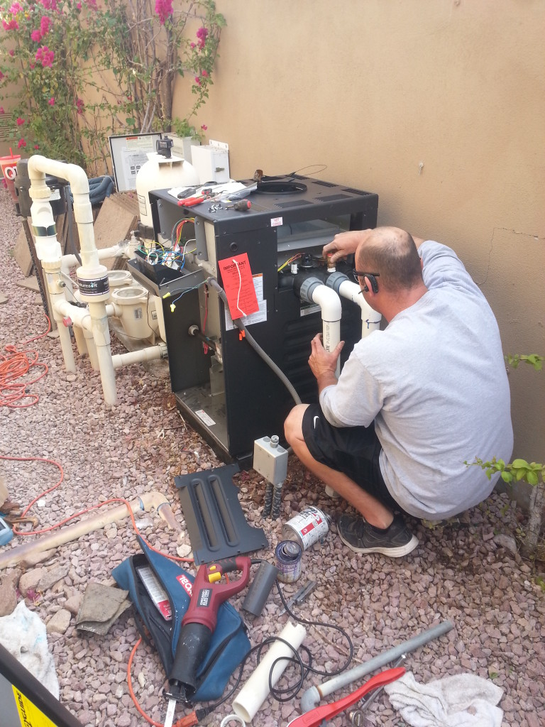 Pool Equipment Repair & Replacement