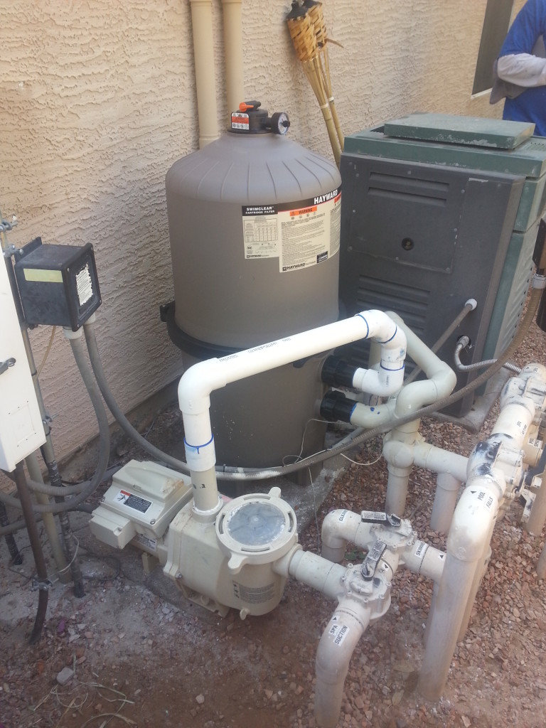 Variable Speed Pump Installation